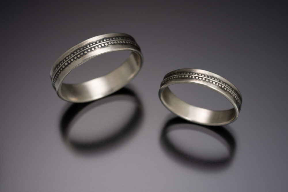 NISA Jewelry Significance Sand Ring