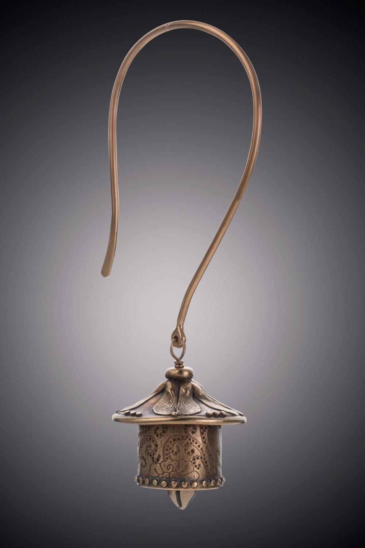 NISA Jewelry Bronze Samara Bell