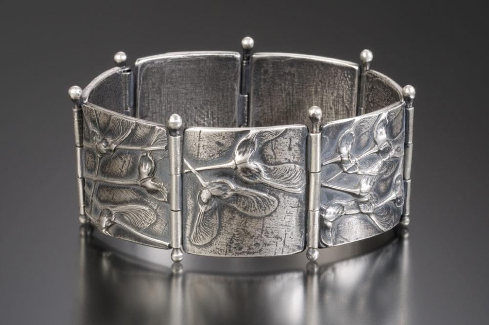 NISA Jewelry Samara Panel Bracelet