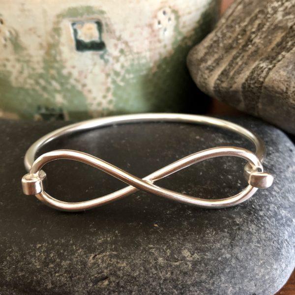 NISA Jewelry Infinity Bracelet